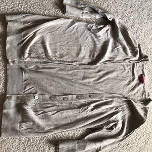 Merona 3/4 sleeve cardigan